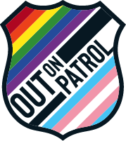 Out On Patrol Logo